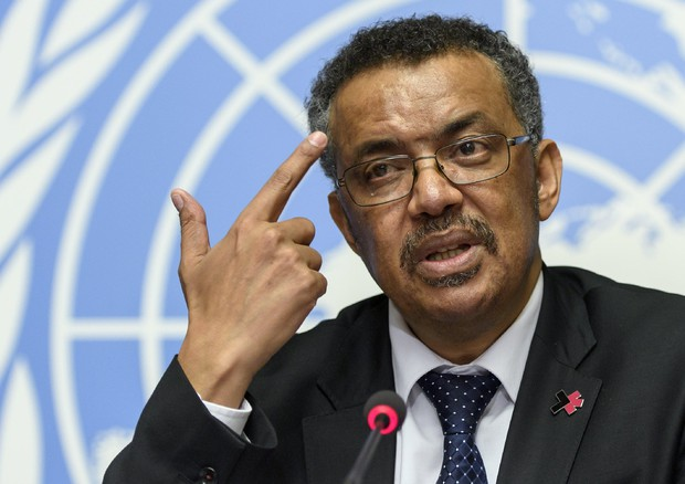 Director general of the WHO Tedros Adhanom Ghebreyesus © EPA
