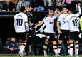 Valencia CF vs Real Madrid (ANSA)