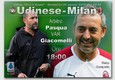 Serie A, Udinese-Milan domenica alle 18:00 (ANSA)