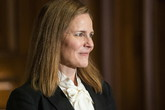 Amy Coney Barrett (ANSA)