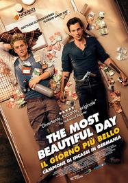 Cinema: The most beautiful day, ridere della morte (ANSA)