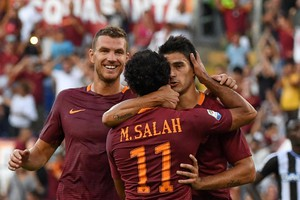 Soccer: Serie A; Roma-Udinese (ANSA)