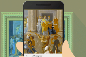 Google Art & Culture (credit: Techcrunch) (ANSA)