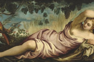 Mostra Tintoretto - Summer, c. 1555, oil on canvas, overall: 105.7 x 193 cm National Gallery of Art, Washington, D.C., (ANSA)