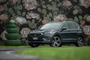 'Ecco i Seat Urban Vehicles Arona, Ateca e Tarraco' (ANSA)