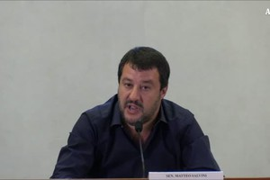 Sea Watch, Salvini: