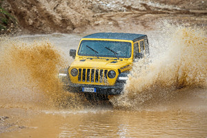 Jeep 4x4 Day, quest'anno l'off road è in versione virtuale (ANSA)