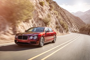 Bentley Flying Spur, raggiunta quota 40 mila esemplari (ANSA)