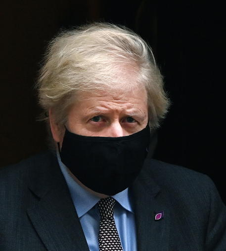 Boris Johnson © EPA