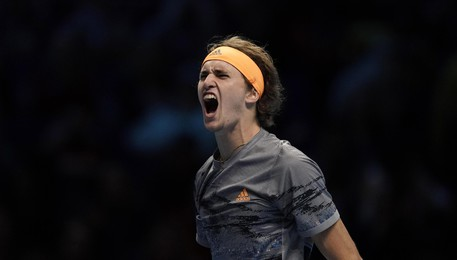 ATP World Tour Finals in London (ANSA)