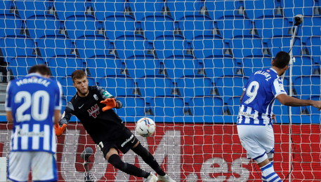 Real Sociedad vs Granada CF