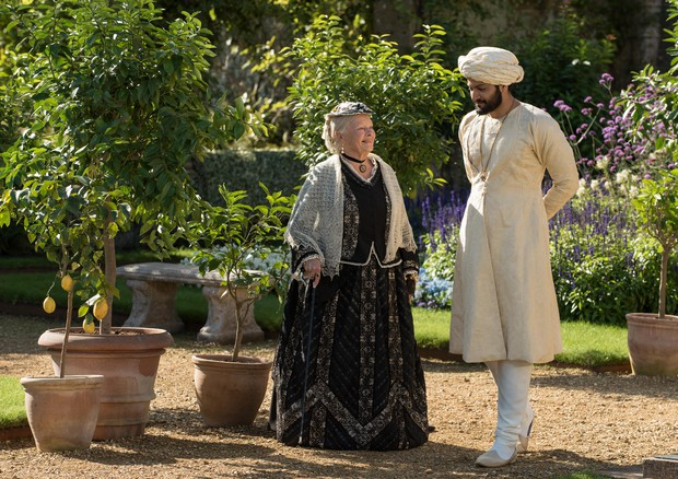 Film Review Victoria and Abdul (ANSA)