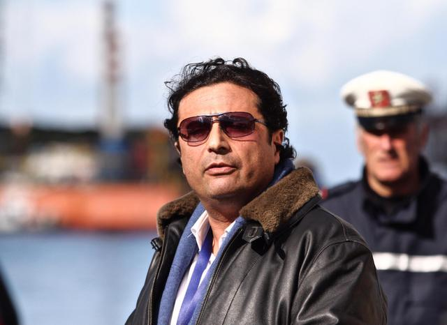 Francesco Schettino © Ansa