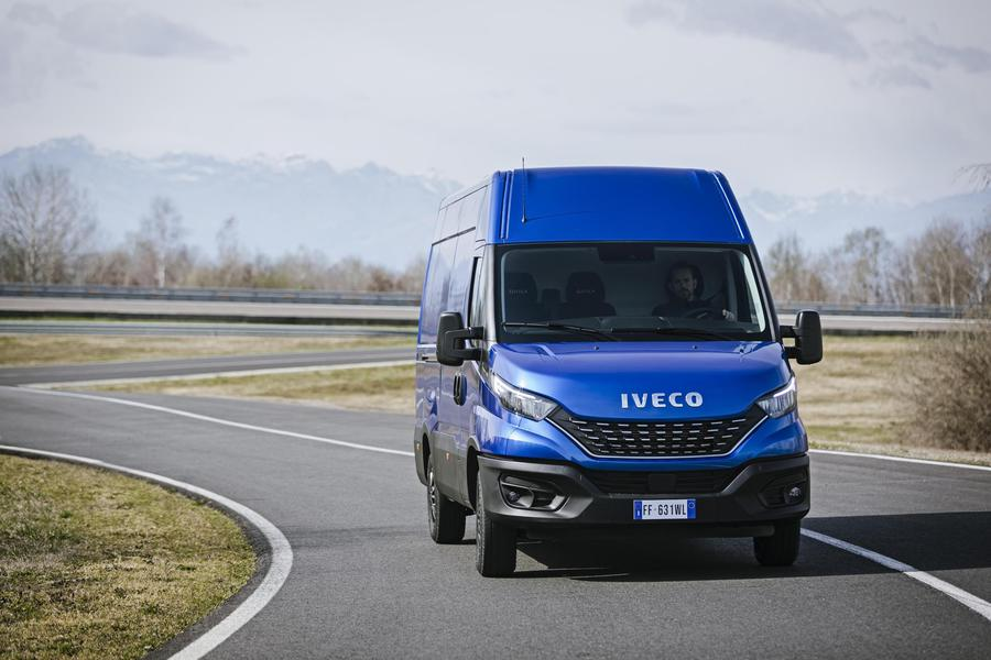 Iveco presenta il New Daily ©