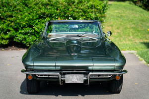 Chevrolet Corvette Stingray 1967, primo proprietario Presidente Biden (ANSA)