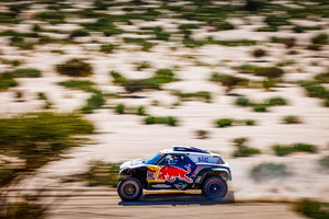 Dakar Rally 2021 stage 1 (ANSA)