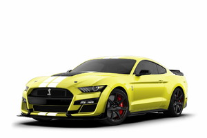 Ford Mustang 2021 (ANSA)