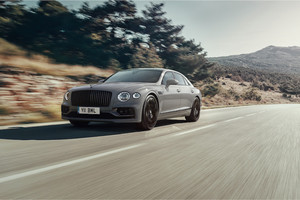 Bentley Flying Spur, berlina si innova all'insegna di comfort (ANSA)