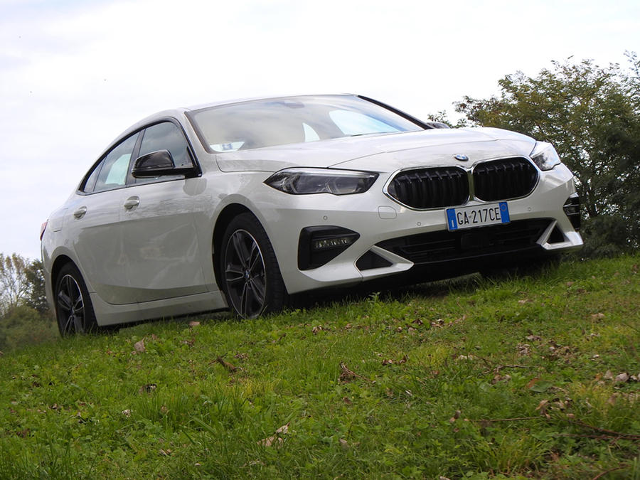 Bmw 218i Gran Coupe? ©